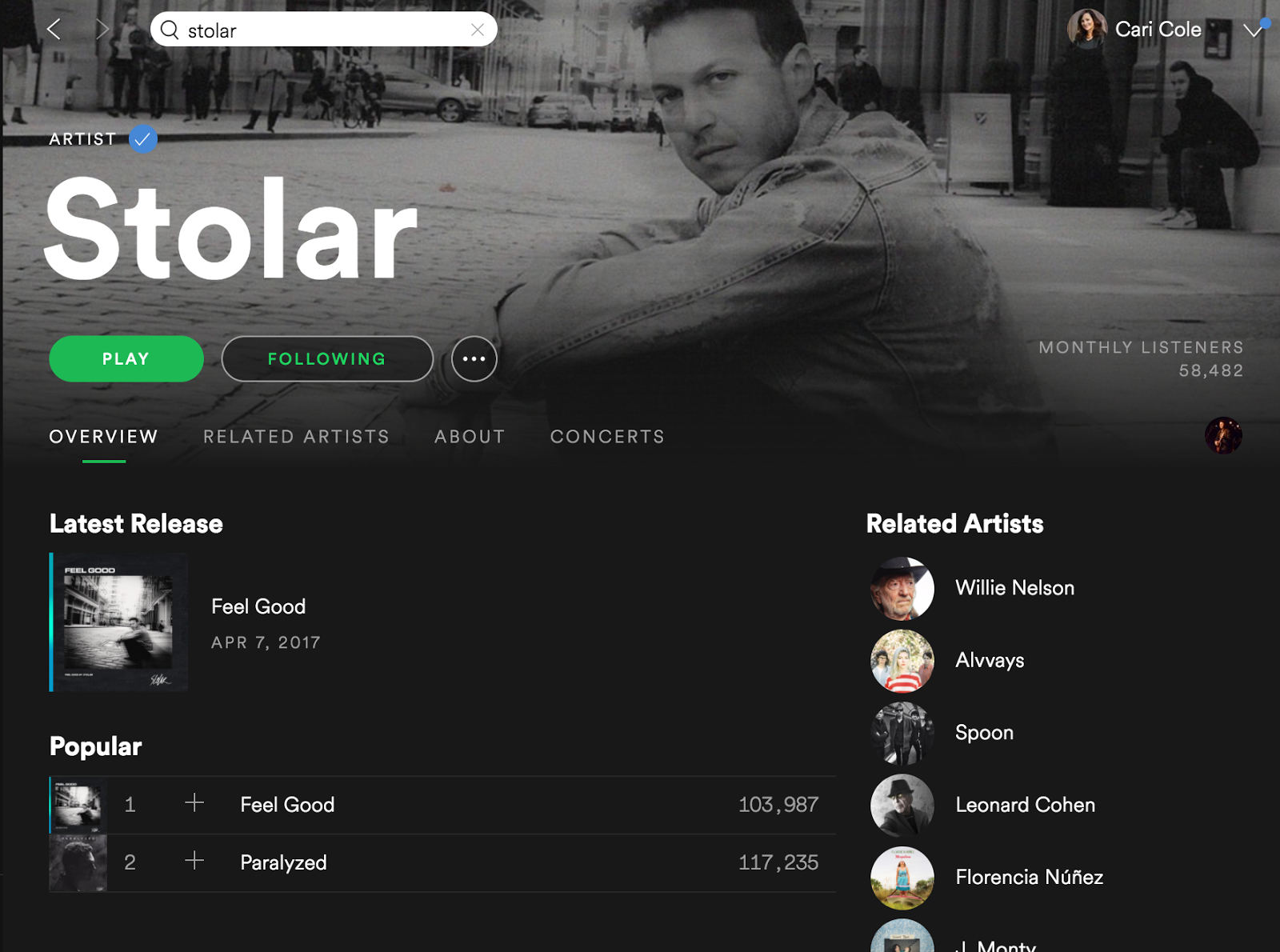 3 ways artists are getting their songs on spotify playlists cari he recently got on a few spotify playlists that came from a relationship with a marketing company he works with malvernweather Images